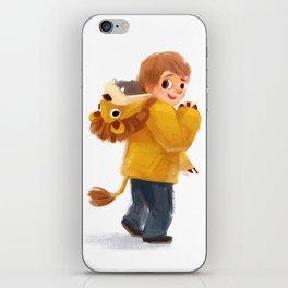 Beckam Lion iPhone Skin