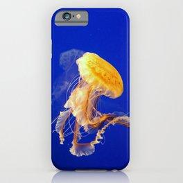 Jellyfish Dancing iPhone Case