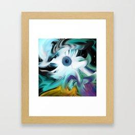 SpaceYe Framed Art Print