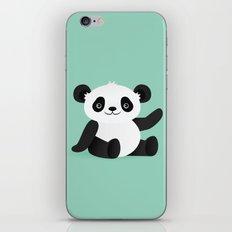 Happy Panda iPhone & iPod Skin