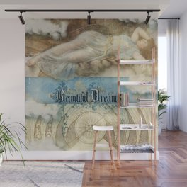 Beautiful Dreamer Wall Mural
