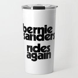 Bernie Rides Again (James Gang) Travel Mug