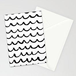 On the Same Wavelength Stationery Cards