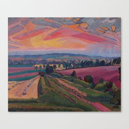 Spencer Gore - The Icknield Way Canvas Print
