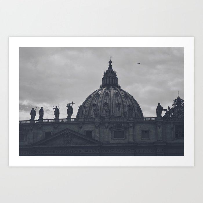 The Vatican Art Print