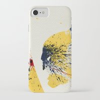 animal crew iPhone & iPod Cases featuring Animal by Arian Noveir