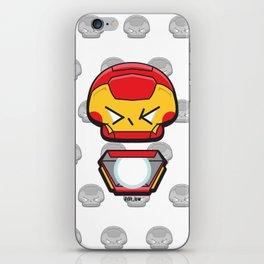Iron Tony Art iPhone Skin