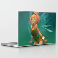 elf Laptop & iPad Skins featuring Elf by xaxaxa