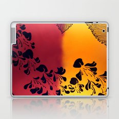 The Flower of our Discontent Laptop & iPad Skin