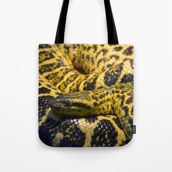 Reptilia Two Tote Bag