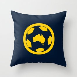 Australia (World Cup 2018) Throw Pillow