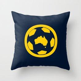 Australia (World Cup 2018) Throw Pillow
