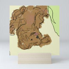 Scrappy Mini Art Print