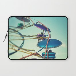 Riding Up to the Sky Laptop Sleeve