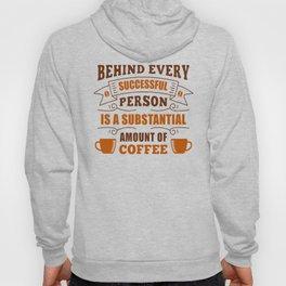 Coffee Success Criteria Hoody