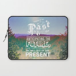 Being Centered Laptop Sleeve