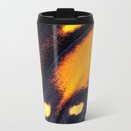 Butterfly Wing #23 Metal Travel Mug