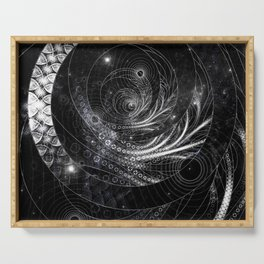 Cosmic Midnight - Mystery of the Onyx Serving Tray
