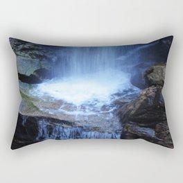 Fonias River Samothrace Greece Rectangular Pillow