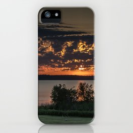 Morning Colors iPhone Case