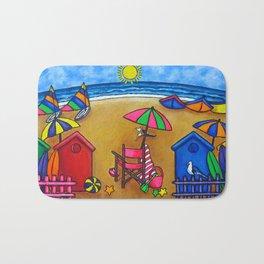 Beach Colours Bath Mat