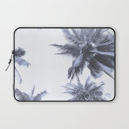 California Dreamin' in Blue Laptop Sleeve