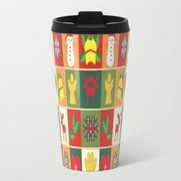 it's christmas time Travel Mug