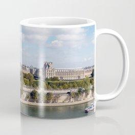 Panoramic view of Paris Coffee Mug