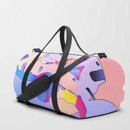 Siempre y cuando, por ley.. Duffle Bag