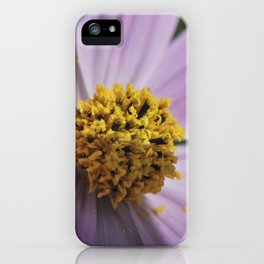 Cosmos Pink (2) iPhone Case