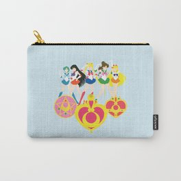 Sailor Soldiers Carry-All Pouch