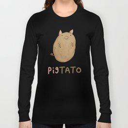 Pigtato Long Sleeve T-shirt