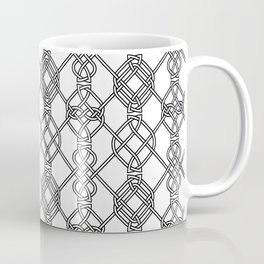 celtic pattern #1 Coffee Mug