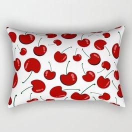 Cherries Rectangular Pillow