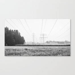 mood Canvas Print