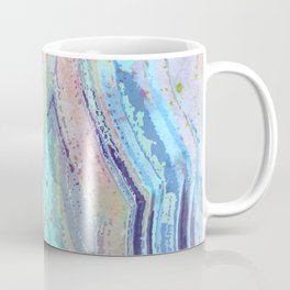 Blue Laguna Agate  Coffee Mug