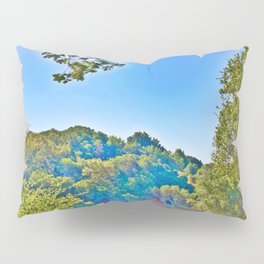 Sleepy Hollow Tree Doorway Pillow Sham