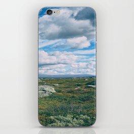 Mountains #4 iPhone Skin