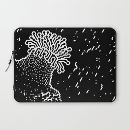 Moonlight Anemone Laptop Sleeve