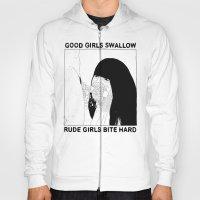 GOOD GIRLS VS RUDE GIRLS Hoody