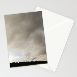Wall Cloud 2 Stationery Cards