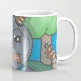 First Date Jitters Bot Coffee Mug