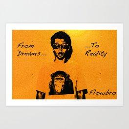Fm Art Print