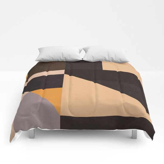 Abstract #132 Comforters
