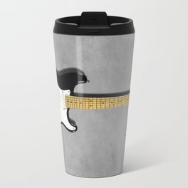 Stratocaster Blackie 1977 Travel Mug