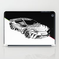 lamborghini iPad Cases featuring ///Lamborghini NuReventón XREEM\\\ by NurRahman