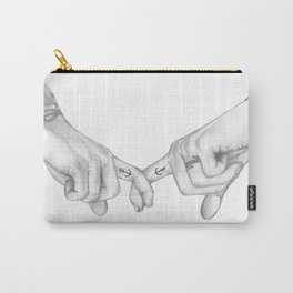 I'll make this feel like home (Harry Styles and Louis Tomlinson) Carry-All Pouch