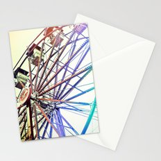 Modern Spin on Neolithic Technology Stationery Cards