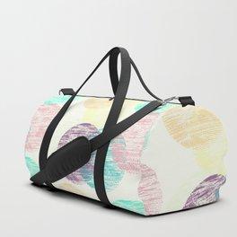 Cosy Circles || 2 Duffle Bag