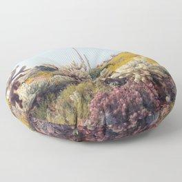 Arizona Color Floor Pillow